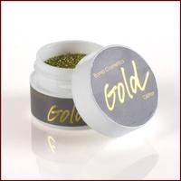 B588 gold glitter pot