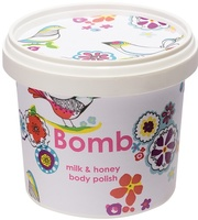 Milk   honey body polish bomb cosmetics www sajovi nl