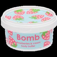Bomb cosmetics strawberries and cream www sajovi nl