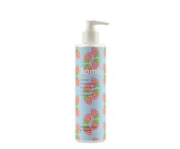 B182 strawberries cream hand wash pump bottle