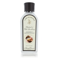 Ab574 rhubarb wild gooseberry 500ml lamp oil