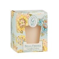 Bella freesia candle cubes