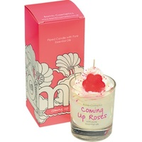 Coming up roses piped candle bomb cosmetics www sajovi nl