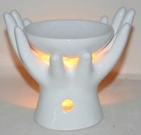 Sjo003w oil burner hand white