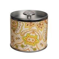 Greenleaf signaturecandle tin orange   honey www sajovi nl