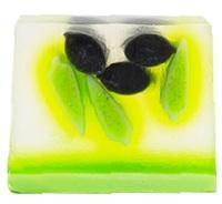 Olive soap sliced soap bomb cosmetics www sajovi nl