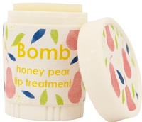 Honey pear lip treatment bomb cosmetics www sajovi nl