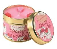 Cherry bakewell tinned candle bomb cosmetics www sajovi nl