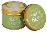 Pear   freesia tinned bomb cosmetics www sajovi nl