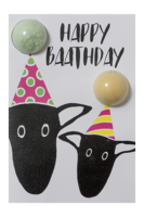 Bomb cosmetics happy baathday blaster card bruisbal kaart www sajovi nl
