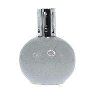 Pfl416 ab070 grey speckle fragrance lamp ashleigh burwood www sajovi nl
