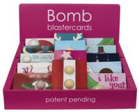 Bomb cosmetics blaster card stand www sajovi nl