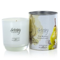 Ashleigh burwood pear blossom artistry candle www sajovi nl