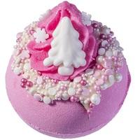 Bomb cosmetics pink christmas bath blaster www sajovi nl