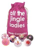 Bomb cosmetics all the jingle ladies blasters gift www sajovi nl