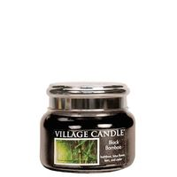 Village candle black bamboo mini jar www sajovi nl