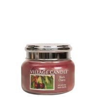 Village candle black cherry mini jar www sajovi nl