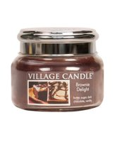 Village candle brownie delight small www sajovi nl
