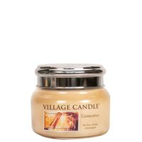 Village candle celebration mini jar www sajovi nl