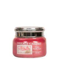 Village candle cherry vanilla swirl mini jar www sajovi nl