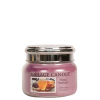 Village candle honey patchouli mini jar www sajovi nl