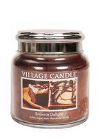 Village candle brownie delight medium jar www sajovi nl
