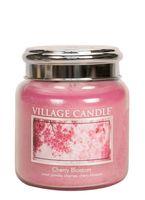 Village candle cherry blossom medium jar www sajovi nl
