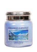 Village candle glacial spring medium jar www sajovi nl