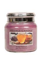 Village candle honey patchouli medium www sajovi nl