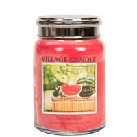 Village candle summer slices large jar www sajovi nl