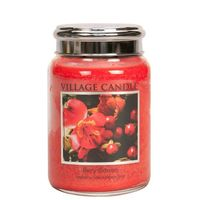 Village candle berry blossom large jar www.sajovi nl