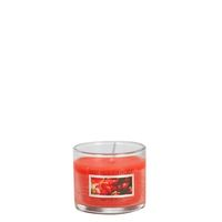 Village candle berry blossom mini glass votive