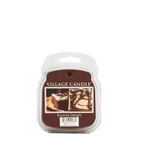 Village candle brownie delight wax melt www sajovi nl