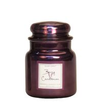 Village candle berry cardamom metallic medium jar www sajovi nl
