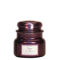 Village candle berry cardamom metallic mini jar www sajovi nl