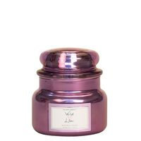 Village candle wild lilac metallic mini jar www sajovi nl
