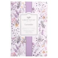 Greenleaf greenleafgifts lavender lavendel large sachet aromatic herbal aromatisch kruidig geurzak geuren schoenen stofzuiger linnenkast wasgoed www sajovi nl