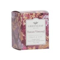 Greenleagfgifts geurkaars candlecube fruity vine fruitig wijn rodewijn votive tuscanvineyard toscaansedruiven wijngaard www greenleafgifts nl www sajovi nl
