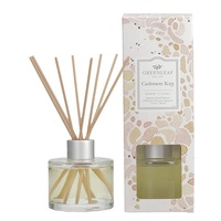 Greenleafgifts cashmerekiss warm floral zacht bloemig signature reed diffuser geurstokjes home fragrance oil olie  interieurgeur www sajovi nl
