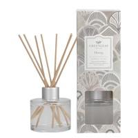 Greenleafgifts haven herbal musk signature reed diffuser geurstokjes home fragrance oil olie  interieurgeur www sajovi nl