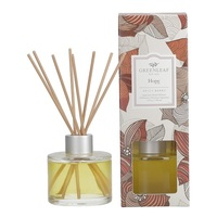Greenleafgifts hope spicy berry spijzig bessen signature reed diffuser geurstokjes home fragrance oil olie  interieurgeur www sajovi nl