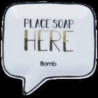 Bomb cosmetics place soap here soap dish www sajovi nl