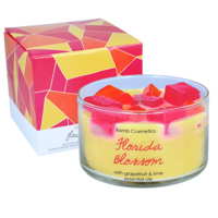 Bomb cosmetics florida blossom jelly candle www sajovi nl