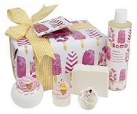 Bomb cosmetics ice cream queen gift pack www sajovi nl