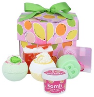 Bomb cosmetics fruit basket hex box gift pack www sajovi nl