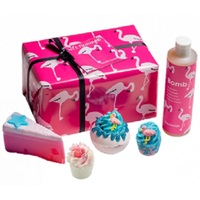 Bomb cosmetics let s flamingle gift pack www sajovi nl