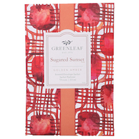 Greenleaf sugared sunset large sachet www greenleafgifts nl