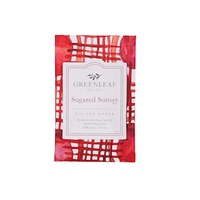 Greenleaf sugared sunset small sachet www greenleafgifts nl