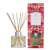 Greenleaf sugared sunset signature reed diffuser www greenleafgifts nl