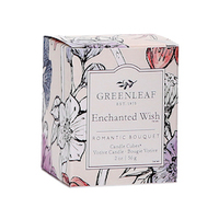 Greenleaf enchanted wish candle cube www greenleafgifts nl